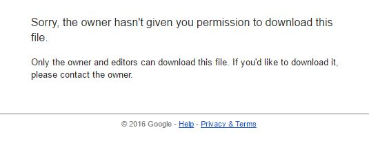 prevent_dl_googledrive